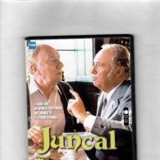 Series de TV: JUNCAL. SERIE TV TVE. DVD 3. CAPÍTULOS 6 Y 7- NUEVO ESTUCHE CAJA SLIM. Lote 50173902