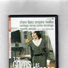 Series de TV: LOS GOZOS Y LAS SOMBRAS. DISCO Nº4 DE 6.ESTUCHE CAJA SLIM NUEVO. Lote 50230245