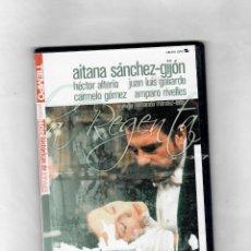 Series de TV: LA REGENTA DISCO Nº 2 DE 3.ESTUCHE CAJA SLIM - NUEVO. Lote 50230793