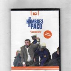 Series de TV: LOS HOMBRES DE PACO- LA MENTIRA - CAPÍTULO 3 PRIMERA TEMPORADA- NUEVO-ESTUCHE CAJA SLIM. Lote 50280758