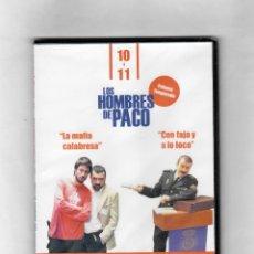 Series de TV: LOS HOMBRES DE PACO- CAPÍTULO 10 Y 11 TEMPORADA PRIMERA - NUEVO -ESTUCHE CAJA SLIM. Lote 50280793