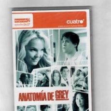 Series de TV: ANATOMÍA DE GREY -TEMPORADA 2 EPISODIOS 26-27 - ESTUCHE CAJA SLIM NUEVO. Lote 50936504