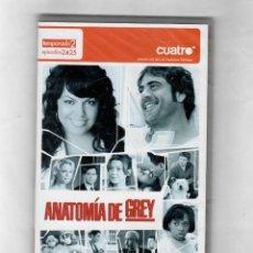 Series de TV: ANATOMÍA DE GREY -TEMPORADA 2 EPISODIOS 24-25 -SEGUNDA MANO NUEVO-ESTUCHE CAJA SLIM. Lote 51819833