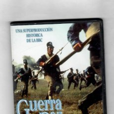 Series de TV: GUERRA Y PAZ-BASADA EN LA OBRA DE LEÓN TOLSTOI -TERCERA PARTE - NUEVO A ESTRENAR-ESTUCHE CAJA SLIM. Lote 181150686