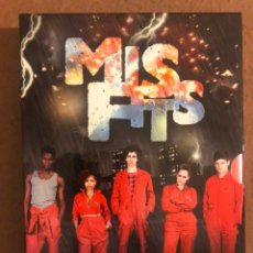 Series de TV: - DVD - MISFISTS (SERIE TV BBC). 1ª TEMPORADA COMPLETA. ESTUCHE CON 3 DVDS.. Lote 181432082