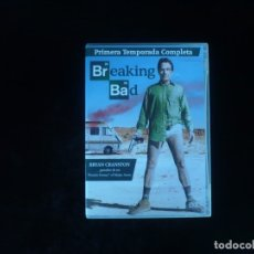 Series de TV: BREAKING BAD PRIMERA TEMPORADA COMPLETA - DVD COMO NUEVOS. Lote 181610008