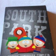 Series de TV: SERIE TV SOUTH PARK PRIMERA TEMPORADA 13 EPISODIOS 3 DVD. Lote 182037393