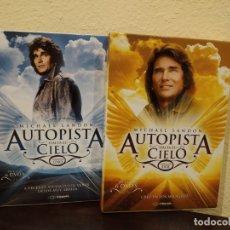 Series de TV: AUTOPISTA HACIA EL CIELO DVD -1ª Y 2ª TEMPORADAS COMPLETAS- DESCATALOGADA. Lote 182242397