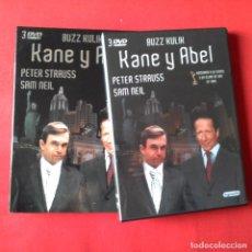 Séries de TV: KANE Y ABEL. BUZZ KULIK. PETER STRAUSS SAM NEIL (3 DVD). Lote 182345150