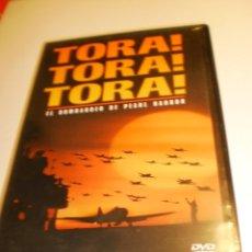Series de TV: DVD TORA! TORA! TORA! EL BOMBARDEO DE PEARL HARBOR. 138 MIN (SEMINUEVA). Lote 182536393