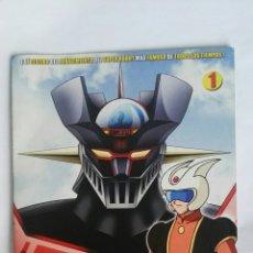 Series de TV: MAZINGER Z EPISODIO 1 DVD. Lote 182548078
