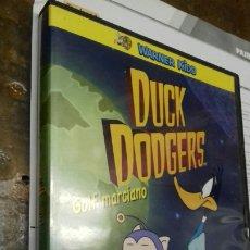 Series de TV: DUCK DODGERS. GOLF MARCIANO. DVD. Lote 182605132