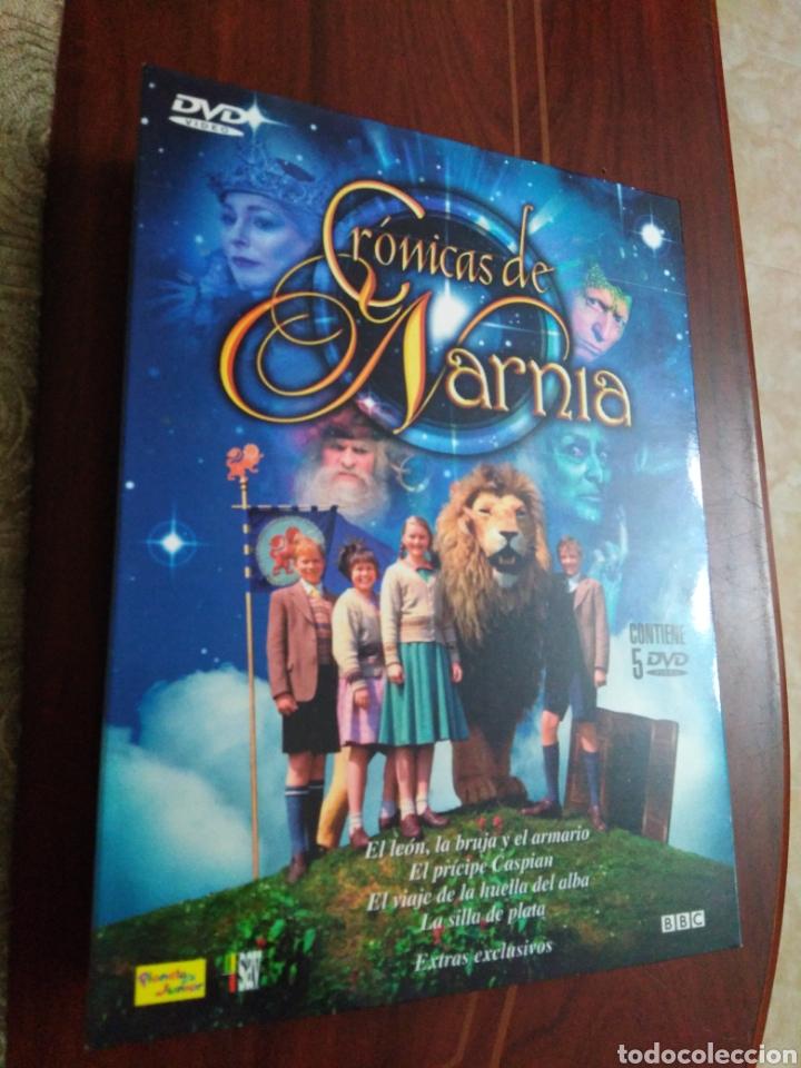 Series de TV: Crónicas de narnia el príncipe caspian ( 5 DVD ). Edición coleccionista - Foto 3 - 182693313