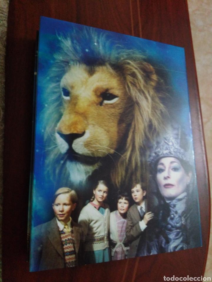 Series de TV: Crónicas de narnia el príncipe caspian ( 5 DVD ). Edición coleccionista - Foto 4 - 182693313