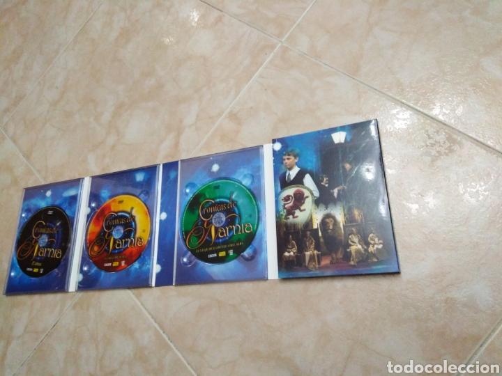 Series de TV: Crónicas de narnia el príncipe caspian ( 5 DVD ). Edición coleccionista - Foto 6 - 182693313
