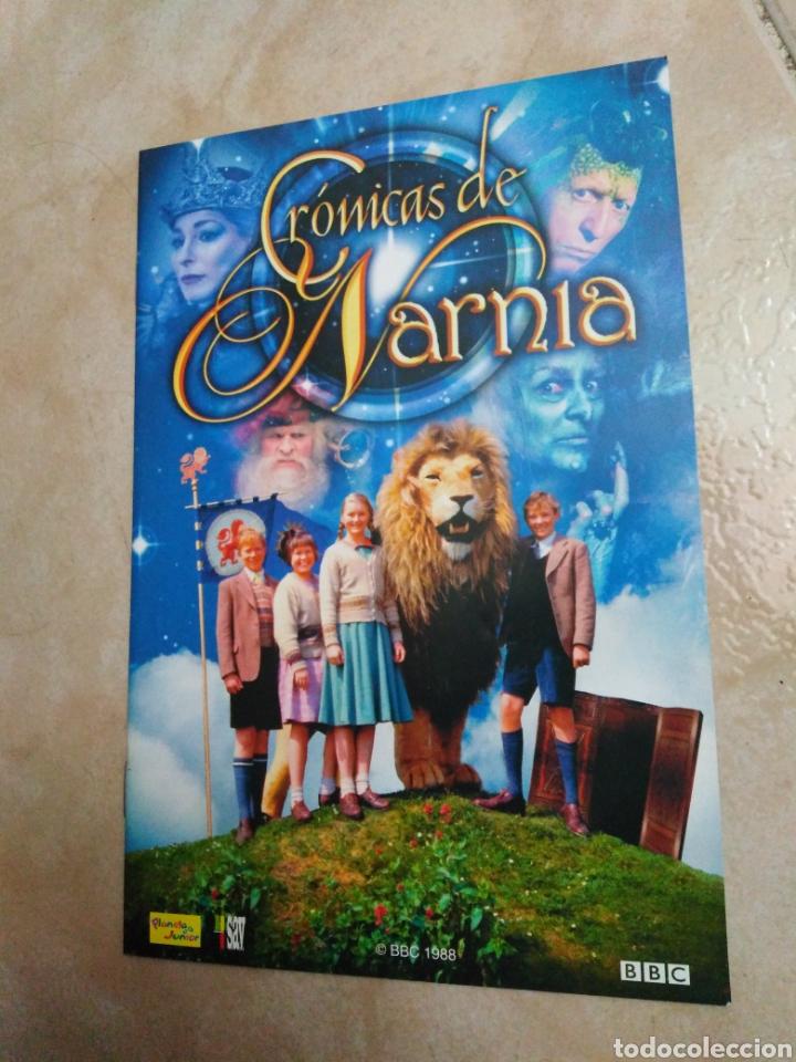Series de TV: Crónicas de narnia el príncipe caspian ( 5 DVD ). Edición coleccionista - Foto 8 - 182693313