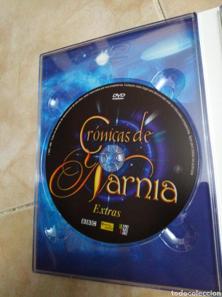 Series de TV: Crónicas de narnia el príncipe caspian ( 5 DVD ). Edición coleccionista - Foto 10 - 182693313