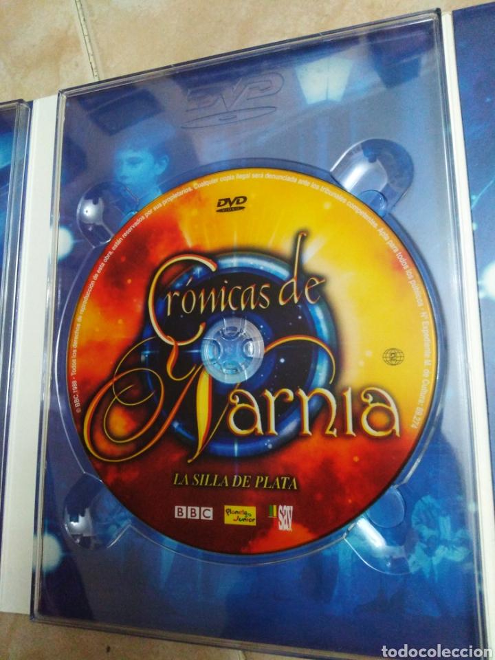 Series de TV: Crónicas de narnia el príncipe caspian ( 5 DVD ). Edición coleccionista - Foto 11 - 182693313