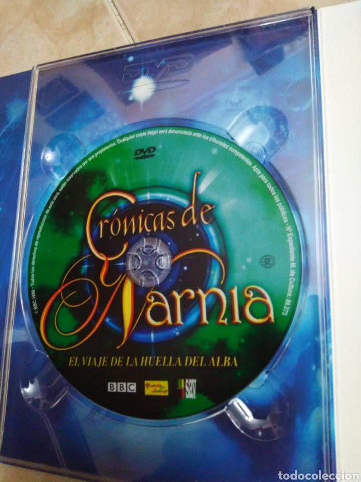 Series de TV: Crónicas de narnia el príncipe caspian ( 5 DVD ). Edición coleccionista - Foto 12 - 182693313