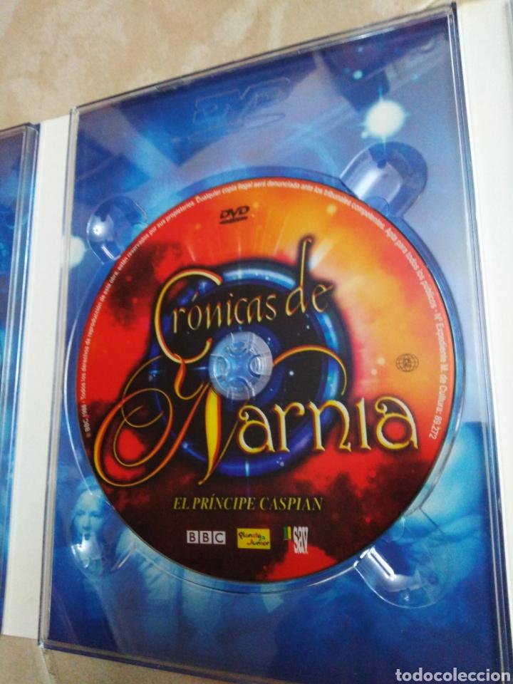 Series de TV: Crónicas de narnia el príncipe caspian ( 5 DVD ). Edición coleccionista - Foto 13 - 182693313