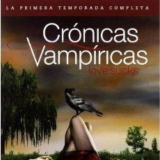 Series de TV: CRÓNICAS VAMPÍRICAS - 1ª TEMPORADA (THE VAMPIRE DIARIES). Lote 154647205