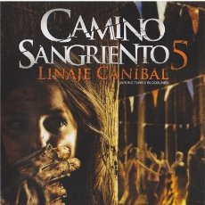 Serie di TV: CAMINO SANGRIENTO 5 (WRONG TURN 5: LEFT FOR DEAD). Lote 182819805