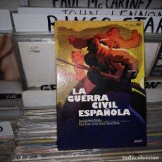 Series de TV: LA GUERRA CIVIL ESPAÑOLA,HUGH TOMAS 6 DVDS. Lote 182874771