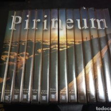 Series de TV: DVD. PIRINEUM. COLECCIÓN COMPLETA 14 DVDS. PRECINTADOS.. Lote 182883906