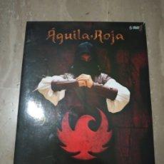 Series de TV: DVD. ÁGUILA ROJA. PRIMERA TEMPORADA.. Lote 182884255