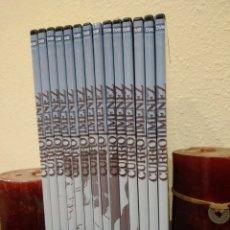 Series de TV: CURRO JIMÉNEZ - RTVE- COMPLETA, 14 DVD'S, DESCATALOGADA. Lote 182887845