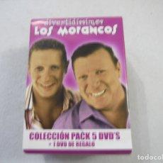 Series de TV: LOS MORANCOS - 6 DVDS. CINCO PRECINTADOS . Lote 182892397
