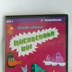 Series de TV: MUCHACHADA NUI 4 TEMPORADA DVD. Lote 183042702