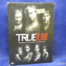 Series de TV: TRUE BLOOD - PRIMERA Y SEGUNDA TEMPORADA - DVD . Lote 183305405