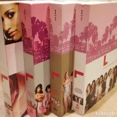 Series de TV: SERIE L / TEMPORADAS 1,2,3 Y 4 COMPLETAS / EN TOTAL 16 DVD / DE LUJO.. Lote 183407308