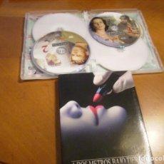 Series de TV: A DOS METROS BAJO TIERRA / TEMPORADA UNO COMPLETA DVD. Lote 183529965
