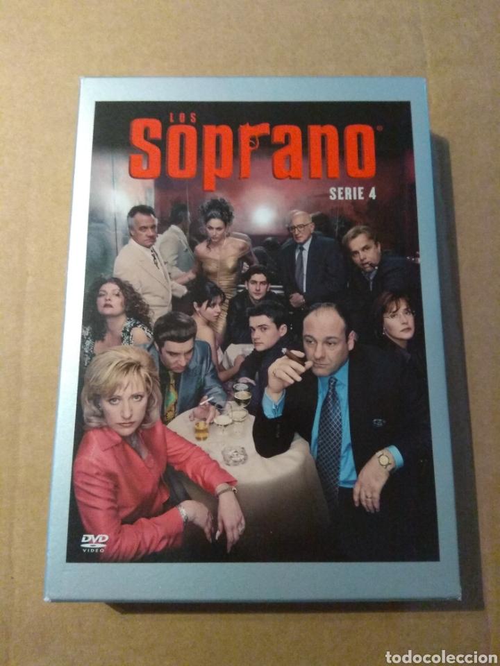 LOS SOPRANO TEMPORADA 4 - 4DVD (Series TV en DVD)