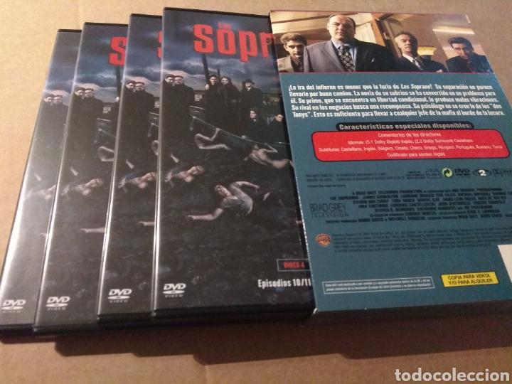 Series de TV: LOS SOPRANO TEMPORADA 5 - 4DVD - Foto 3 - 183825918