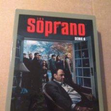 Series de TV: LOS SOPRANO TEMPORADA 6 - 4DVD. Lote 183826203