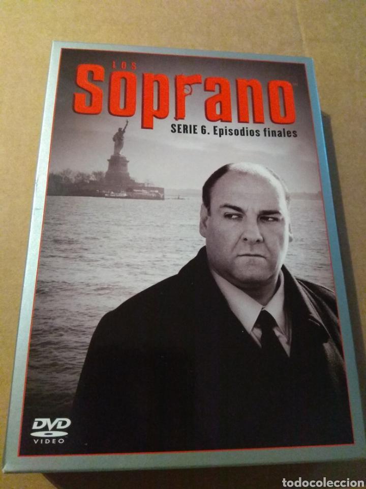 LOS SOPRANO TEMPORADA 6 EPISODIOS FINALES - 4DVD (Series TV en DVD)