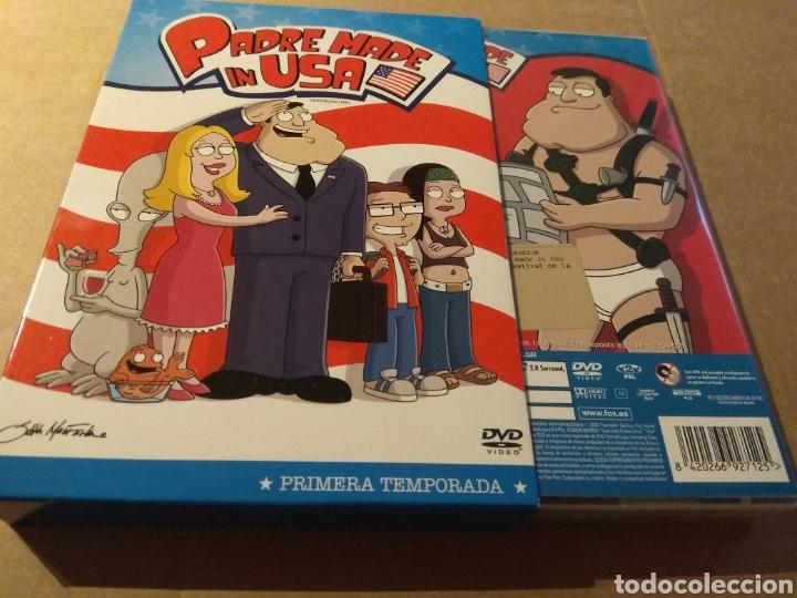 Series de TV: PADRE MADE IN USA PRIMERA TEMPORADA 3DVD - Foto 3 - 183829628