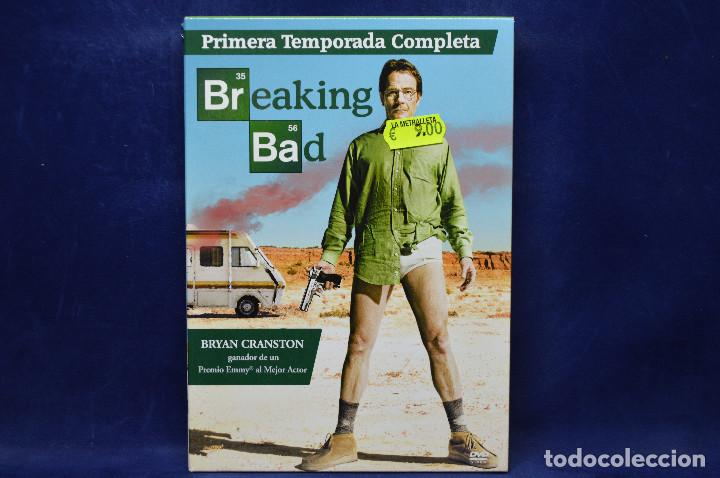 BREAKING BAD - - PRIMERA TEMPORADA - DVD (Series TV en DVD)