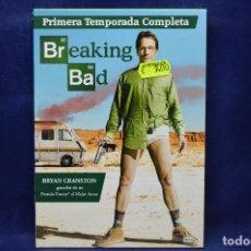Series de TV: BREAKING BAD - - PRIMERA TEMPORADA - DVD . Lote 183846110