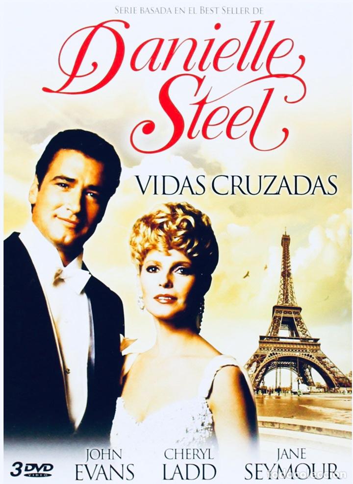 VIDAS CRUZADAS DVD DANIELLE STEEL (Series TV en DVD)