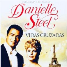 Series de TV: VIDAS CRUZADAS DVD DANIELLE STEEL. Lote 183865736