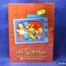 Séries TV: LOS SIMPSON -DVD QUINTA TEMPORADA. Lote 183900993