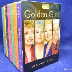 Series de TV: GOLDEN GIRLS - SERIE COMPLETA - TEMPORADAS 1,2,Y 3 EN ESPAÑOL . Lote 183902817