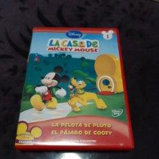 Series de TV: LA CASA DE MICKEY MOUSE 1. Lote 184052988