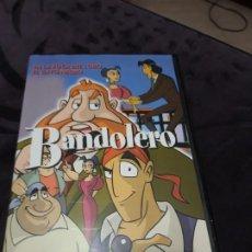 Series de TV: SERIE DIBUJOS BANDOLERO. Lote 184053312