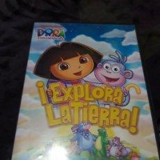 Series de TV: DORA EXPLORADORA: ¡EXPLORA LA TIERRA!. Lote 184053873