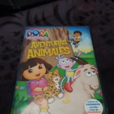 Series de TV: DORA EXPLORADORA: AVENTURAS ANIMALES. Lote 184054027
